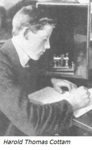Harold Thomas Cottam