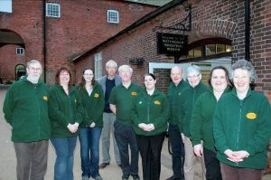 A small selection of our volunteers