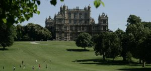 Visit Wollaton Park and Hall
