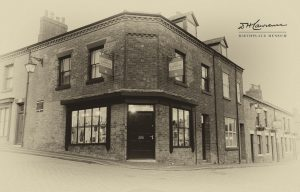 DH Lawrence Birthplace