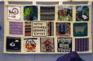 Nottingham and District Guild of spinners, weavers and dyers