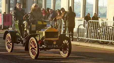 News Archive – Celer Car Makes Brighton (2012)