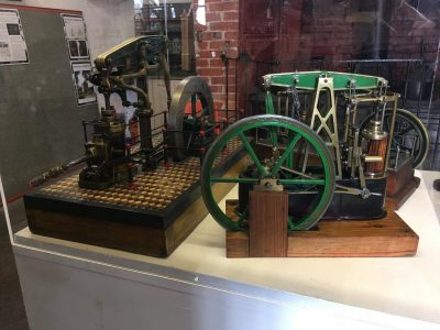 Miniature Beam Engines