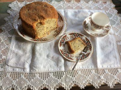 Caraway Seed Cake.
